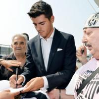 La Juve scopre Morata, l'uomo degli ultimi minuti