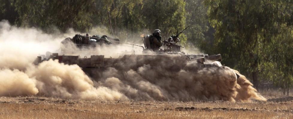 Gaza, l'attacco continua: morti 342 palestinesi, cinque gli israeliani uccisi