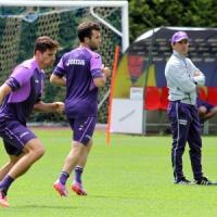 Fiorentina, Montella: ''Dobbiamo puntare alla Champions''