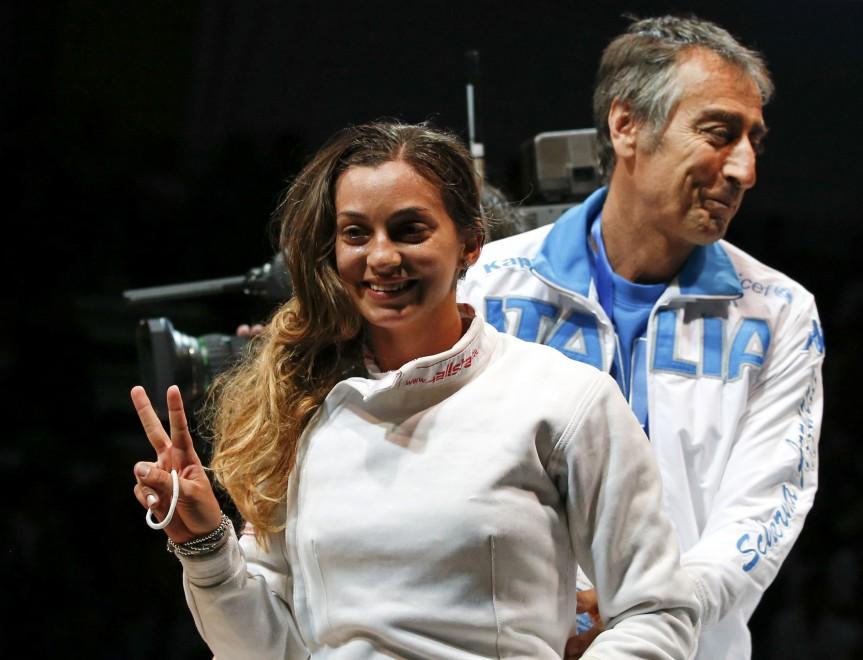 Mondiali di scherma: la catanese Fiamingo oro nella spada. Bronzo per Garozzo$