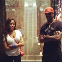 Balotelli e Fanny, vancanze a New York