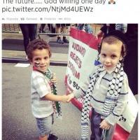 """""""Ci rifiutiamo di essere nemici"""": ebrei e arabi uniti contro la guerra"""