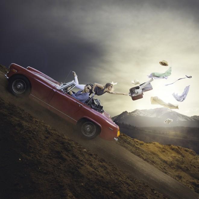 Usa, surrealismo come evasione: il fotoprogetto per sconfiggere la noia