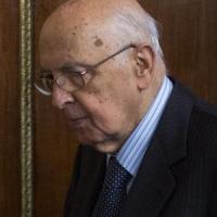 """Napolitano: """"Su riforme non agitare spettri di svolte autoritarie"""""""
