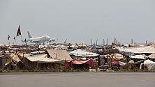 """WFP: """"Nel 2014  aumentati di 50 volte  i beni trasportati  via aerea""""   di CHIARA NARDINOCCHI"""