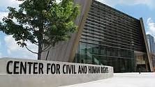 "La lotta per i diritti civili  negli Usa, ad Atlanta nasce il ""Center for Civil and Human Rights""   di SALVATORE GIUFFRIDA"
