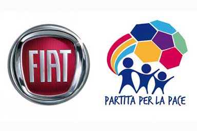 """Partita Interreligiosa per la Pace"", Fiat in pole"