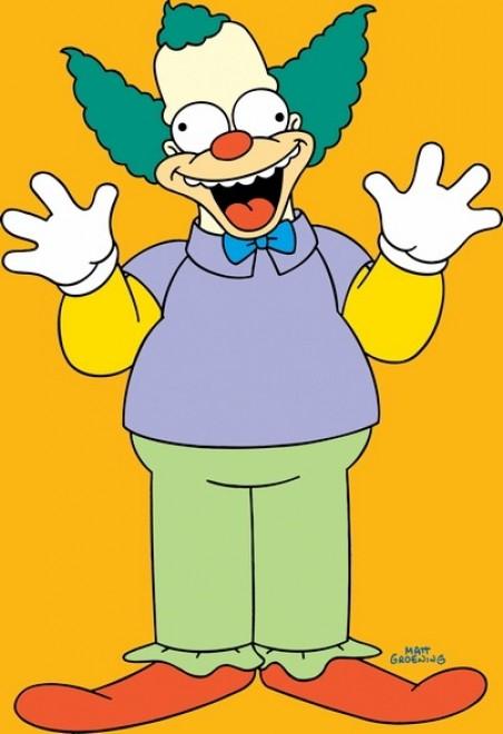 39 39 uno dei simpson morir 39 39 si pensa a krusty il clown spettacoli - Simpson le clown ...