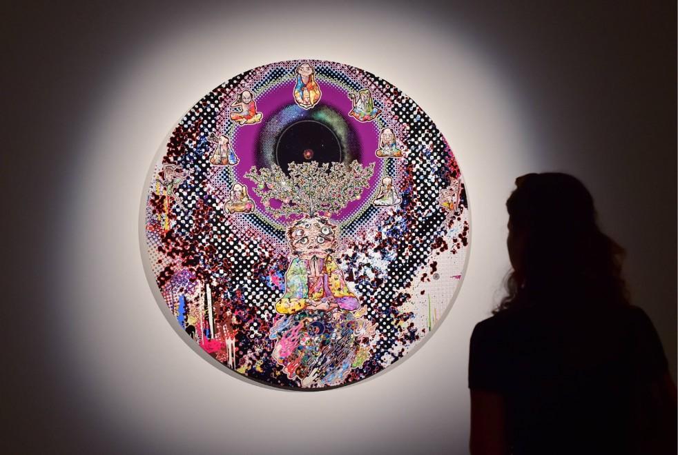 Murakami, la mostra a Milano