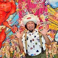 Takashi Murakami, a Milano con un occhio a Fukushima