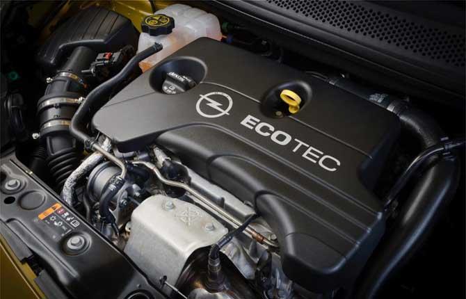 Opel entro il 2018 arriveranno 17 nuove motorizzazioni for Motor para cascada