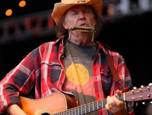 Neil Young, di nuovo in Italia con i Crazy Horse