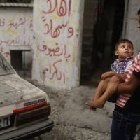 Gaza, la distruzione negli occhi dei palestinesi / il fotoreportage
