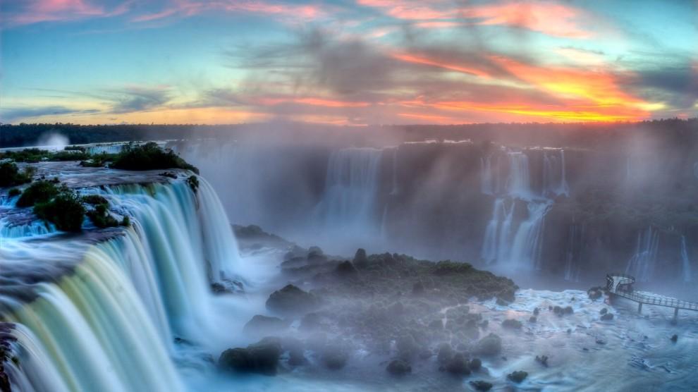 Prima tappa Niagara, tour tra le cascate più belle del mondo