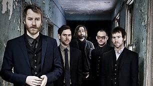 "The National, Matt racconta     ""Ecco i nostri segreti""   Foto    -Video     di ANTONELLO GUERRERA"