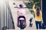 Kisbee 50 4T, largo alle giovani: la città si tinge di rosa