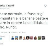 Figc, gaffe Tavecchio: su Twitter l'indignazione della Rete