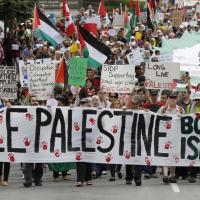 Gaza, dal Canada alla Francia: le proteste nel mondo