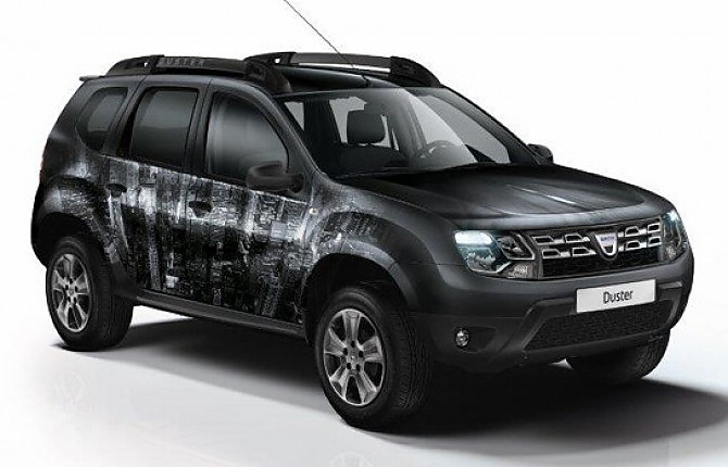 nuova dacia duster freeway fate largo alla libert. Black Bedroom Furniture Sets. Home Design Ideas