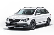 Outdoor e la Skoda Superb Wagon cambia volto