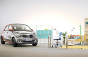 smart forfour, piccole citycar crescono