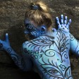 Corpi e colori a New York è il Body painting Day