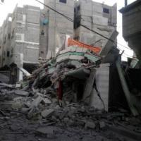 Gaza, notte senza tregua. Bombardata casa ex leader Hamas