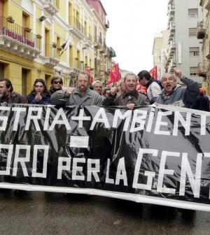 Sciopero Eni per la chiusura del petrolchimico. Le manifestazioni da Gela arrivano a Roma