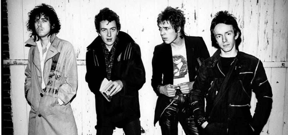 """""""I Got You in My Camera"""", Londra racconta  la rivoluzione punk attraverso le sue facce"""