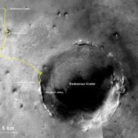 Nasa record, Opportunity è il mezzo che ha percorso più km su superficie non terrestre