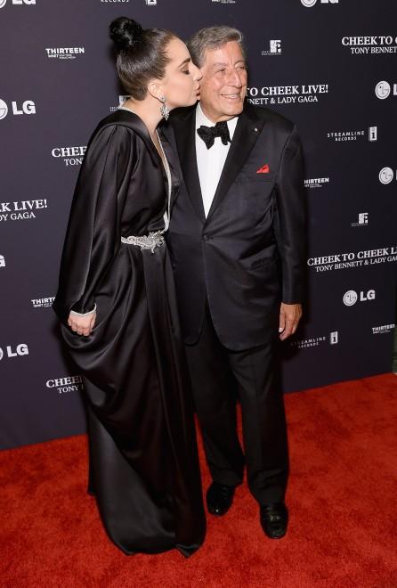 Lady Gaga si dà al jazz, è di nuovo con Tony Bennett