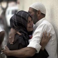 Gaza disperata: fotoreportage dalla Striscia