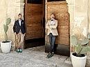 Galatina, la mostra è dentro casa -  foto  Un palazzo nobiliare apre porte ad artisti