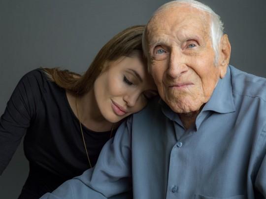 """""""Unbroken"""", l'eroe di Angelina Jolie: """"La sua storia è un messaggio di speranza"""""""