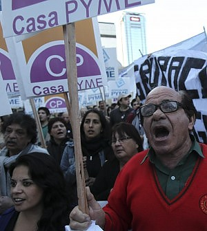L'Argentina è in default: salta l'accordo sul debito