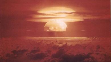 Freddo, carestie e radiazioni    Foto     l'inverno nucleare dopo la guerra atomica