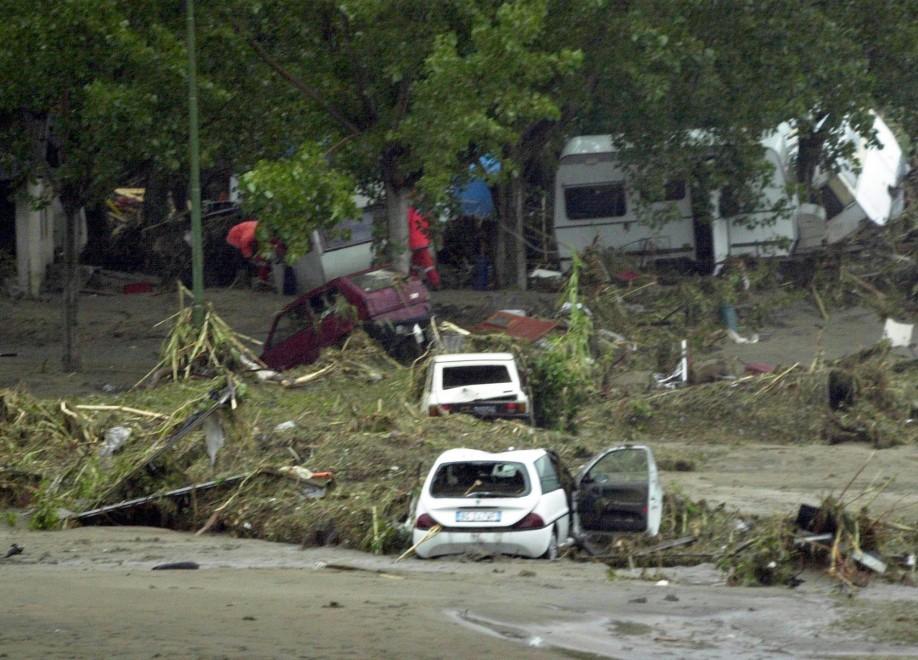 Vibo Valentia Alluvione