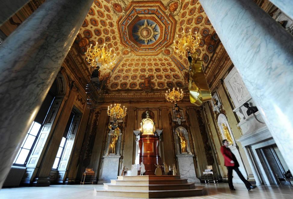 Londra lavori milionari a kensington palace ma kate e Kensington palace state rooms