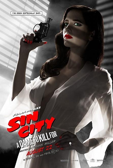 """""""Sin City - Una donna per cui uccidere"""": Rodriguez riporta sullo schermo la magia di Frank Miller"""