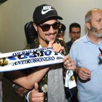 """Inter, Osvaldo: """"Sono qui per scudetto e Champions"""". Mazzarri: """"Bene in Usa, ma piedi per terra"""""""