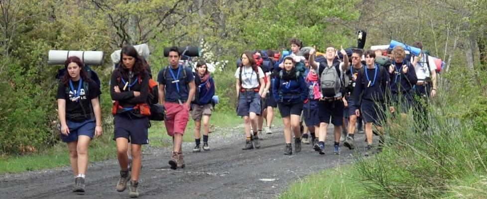 """Route Agesci 2014, parlano i capi scout: """"Si è felici solo se si rendono felici gli altri"""""""