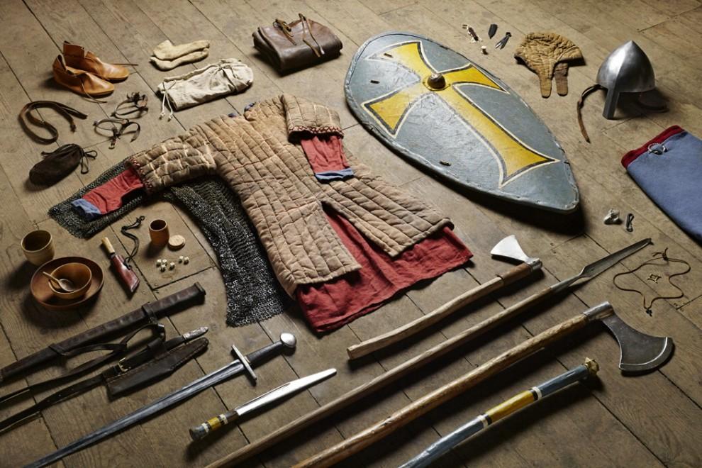 L'equipaggiamento del soldato dal 1066 a oggi