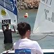 A Lampedusa il flash mob  sulla spiaggia dei migranti