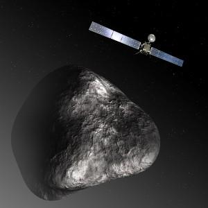 Missione Rosetta, riuscito l'incontro ravvicinato con la cometa