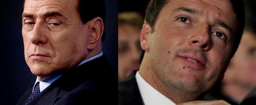 """Riforme, incontro Renzi-Berlusconi: """"Ok soglie, cauti su preferenze"""". Premier: """"Ci siamo"""""""