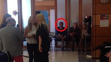 """Schettino fa lezione alla Sapienza   foto   L'ira del rettore, docente deferito Il ministro Giannini: """"Sconcertante"""""""