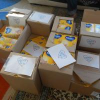 Tra aiuti umanitari e beneficenza, l'attività del Progetto Horryaty