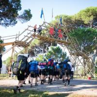La carica dei 35mila a San Rossore: la Route nazionale dell'Agesci