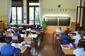 Materiali didattici e arredi per la scuola un settore in for Industria italiana arredi