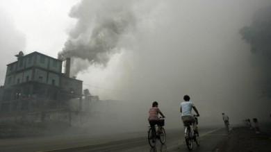 Cina, 90% città oltre limiti di sicurezza /    Foto